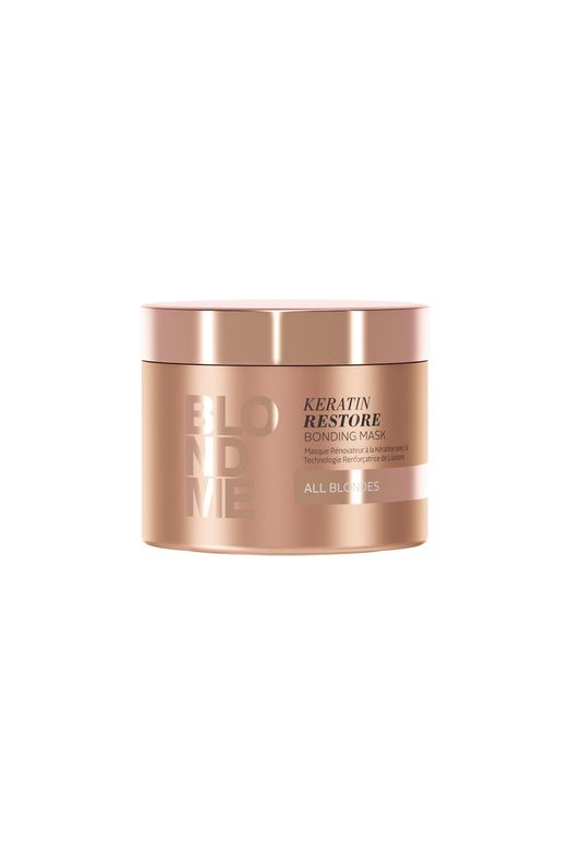 Schwarzkopf Blondme Tone-Enhancing Bonding Mask All Blondes