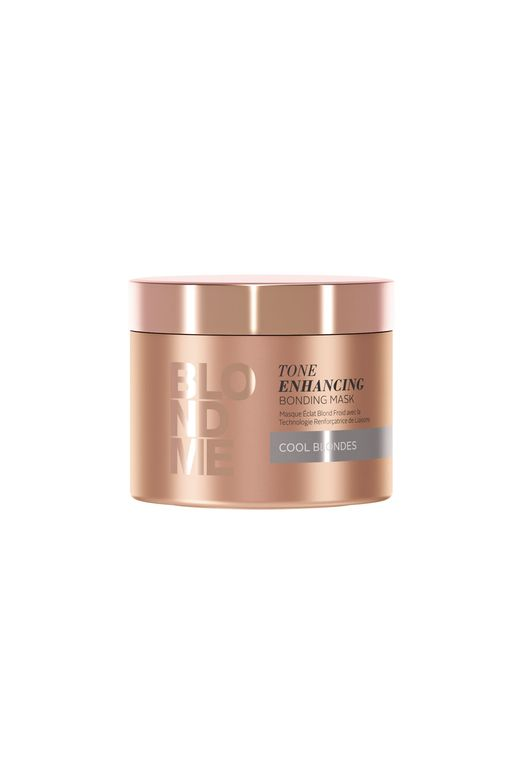 Schwarzkopf Blondme Tone-Enhancing Bonding Mask Cool Blondes