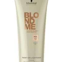 Schwarzkopf Professional Introduces New Blondme Paint-On Lightener