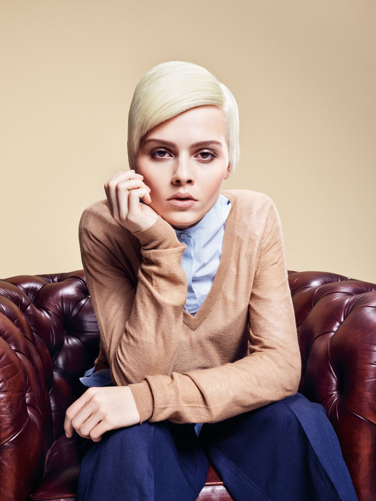 Schwarzkopf Professional's Essential Looks: The Flex Collection Showcases Urban Cool Cuts and Colors