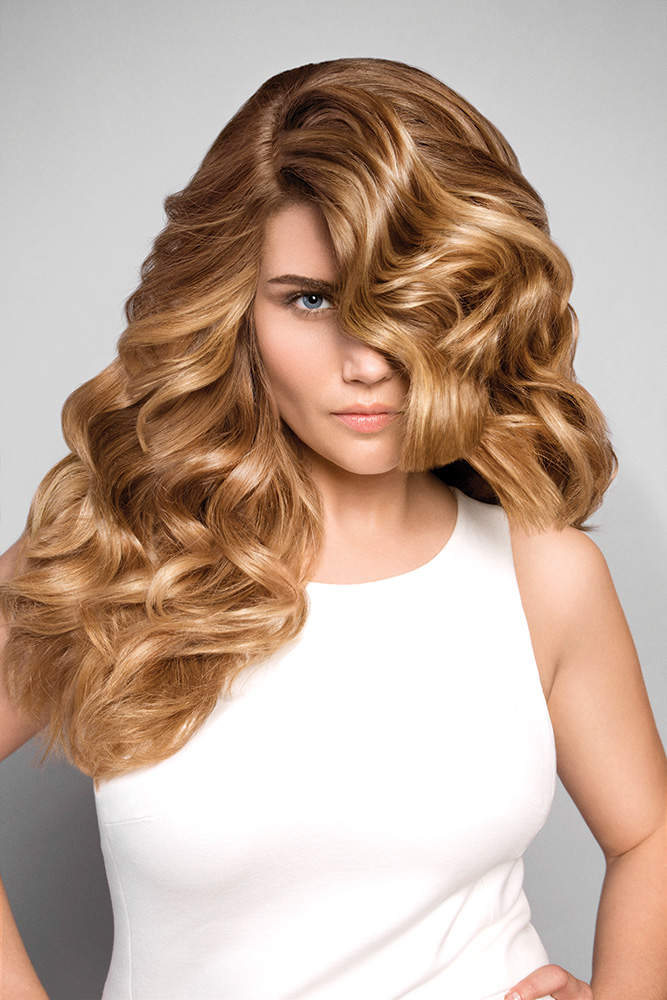 Holiday: Silver Belles, Golden Curls