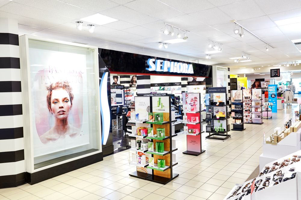 The Sephora inside JCPenney helps the retailer drive traffic  to its stores.