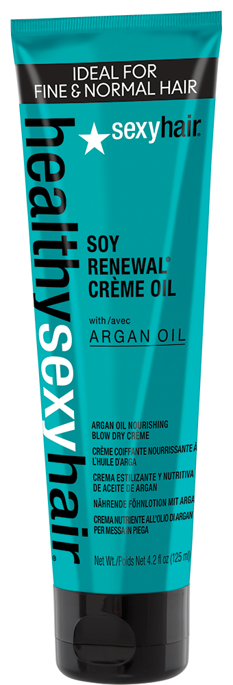 Healthy Sexy Hair Soy Renewal Crème Oil