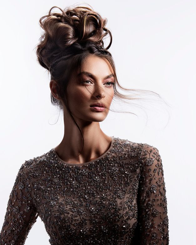 <strong>Danielle Keasling</strong>, Salon Karma, Bluffton, SC