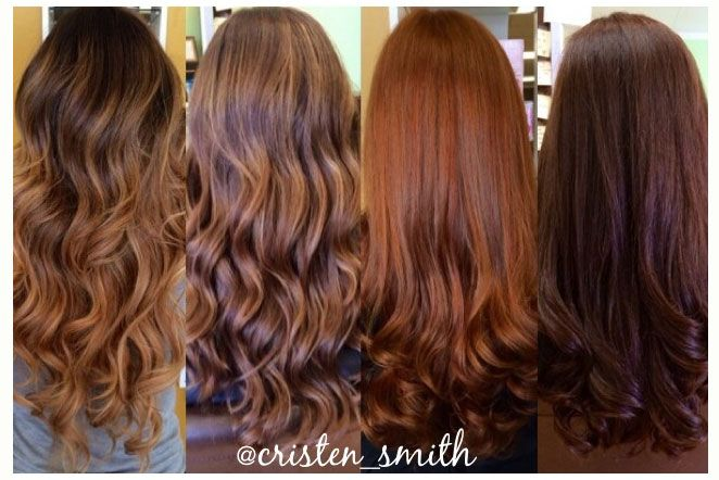 4 Hair Color Looks That Add Depth, Dimension and Richness