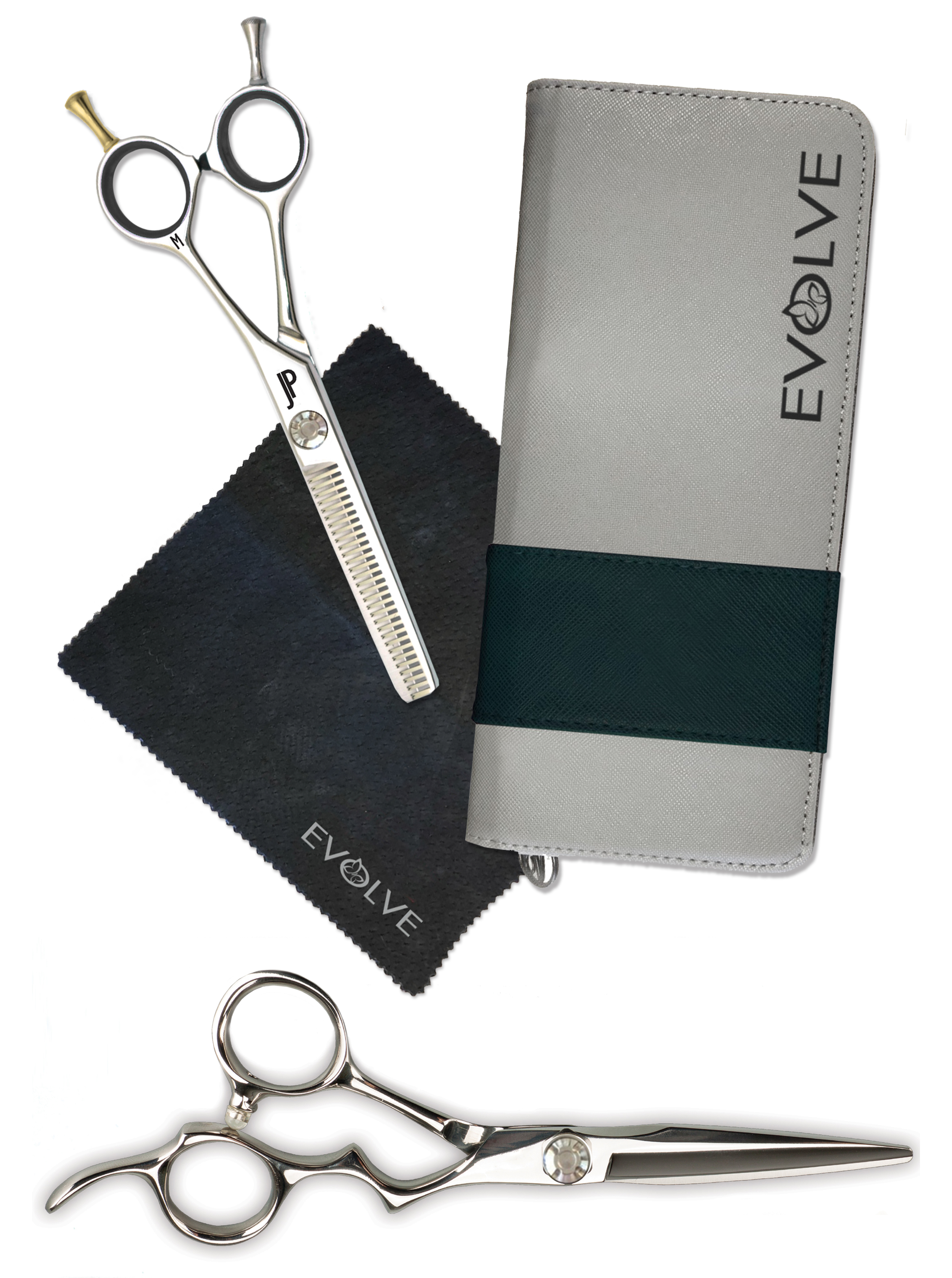 Evolve Hair Solutions Introduces Samurai Scissors and Buttering & Melting Shears