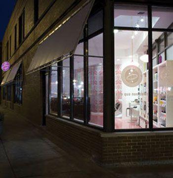 <b>Sine Qua Non Salon</b> <b>Location:</b> Chicago, Illinois <b>Remodeled:</b> September 2007 <b>Owner:</b> Laura Boton <Br><b>Website:</b> www.sinequanonsalons.com <b>Salon style:</b> Chic, modern, savvy <b>Square footage:</b> 2,000 <b>Styling stations:</b> 11 <b>Treatment rooms:</b> 0 <b>Equipment: Takara Belmont</b> <b>Furniture:</b> Lagomorph Designs <b>Top retail lines:</b> Aveda, Bumble and bumble <b>Design:</b> Bruce Fox for Heather Wells Ltd. <b>Architects:</b> Atlas Construction, Design 21 Construction