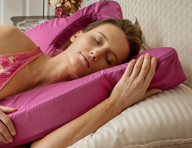 The BEAUTFLY beauty pillow