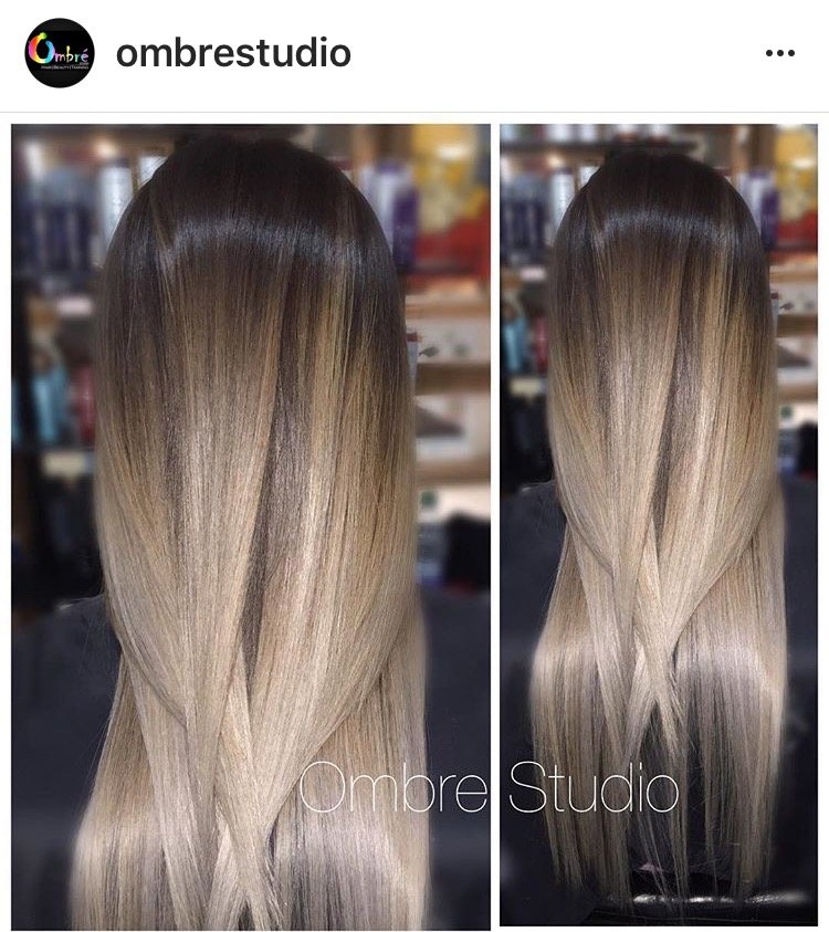 10 Perfectly Blended, Balayaged Color Melts That Will Make You Fall In Love with Ombre Again