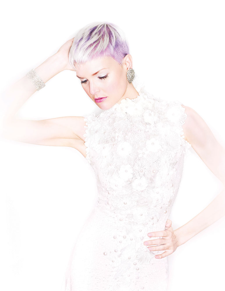 White Symphony Collection by Sonya Dove