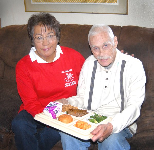Spilo Helps Provide Meals on Wheels to Homebound Seniors