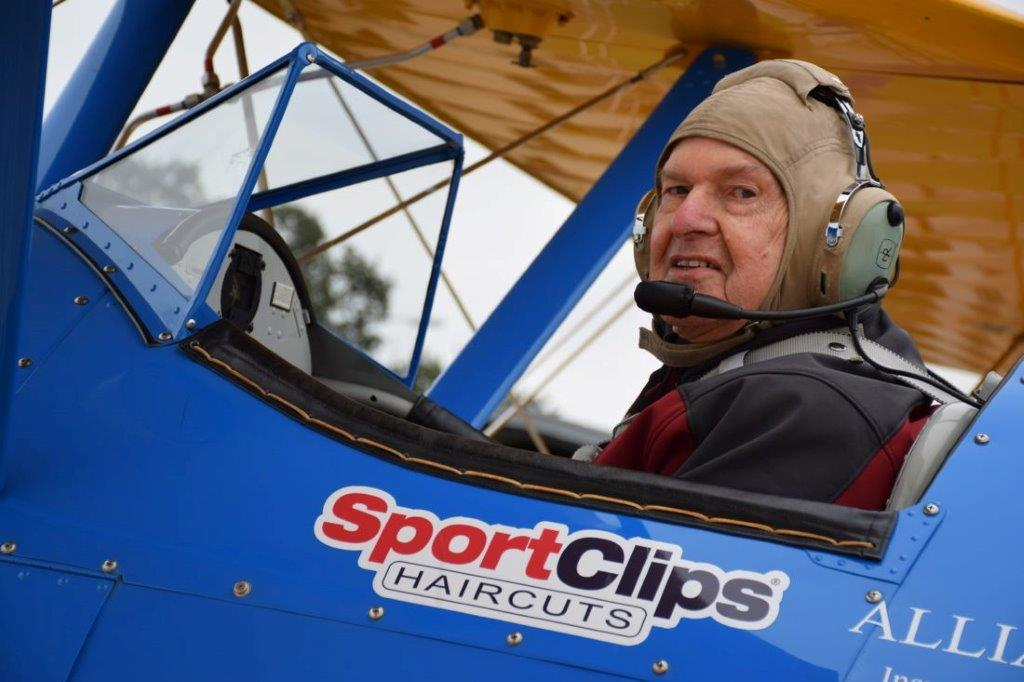 Sport Clips Haircuts Sponsors Ageless Aviation Dreams