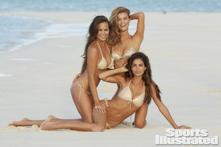 GET THE LOOK: 50th Annual Sports Illustrated Swimsuit Cover