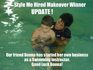 Style Me Hired Update: Donna