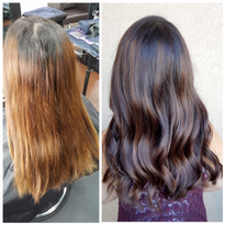 COLOR CORRECTION: Brassy to Beautiful, Deep and Dimensional