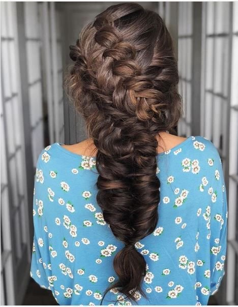 The braiding on this style really brings out the color beautifully.