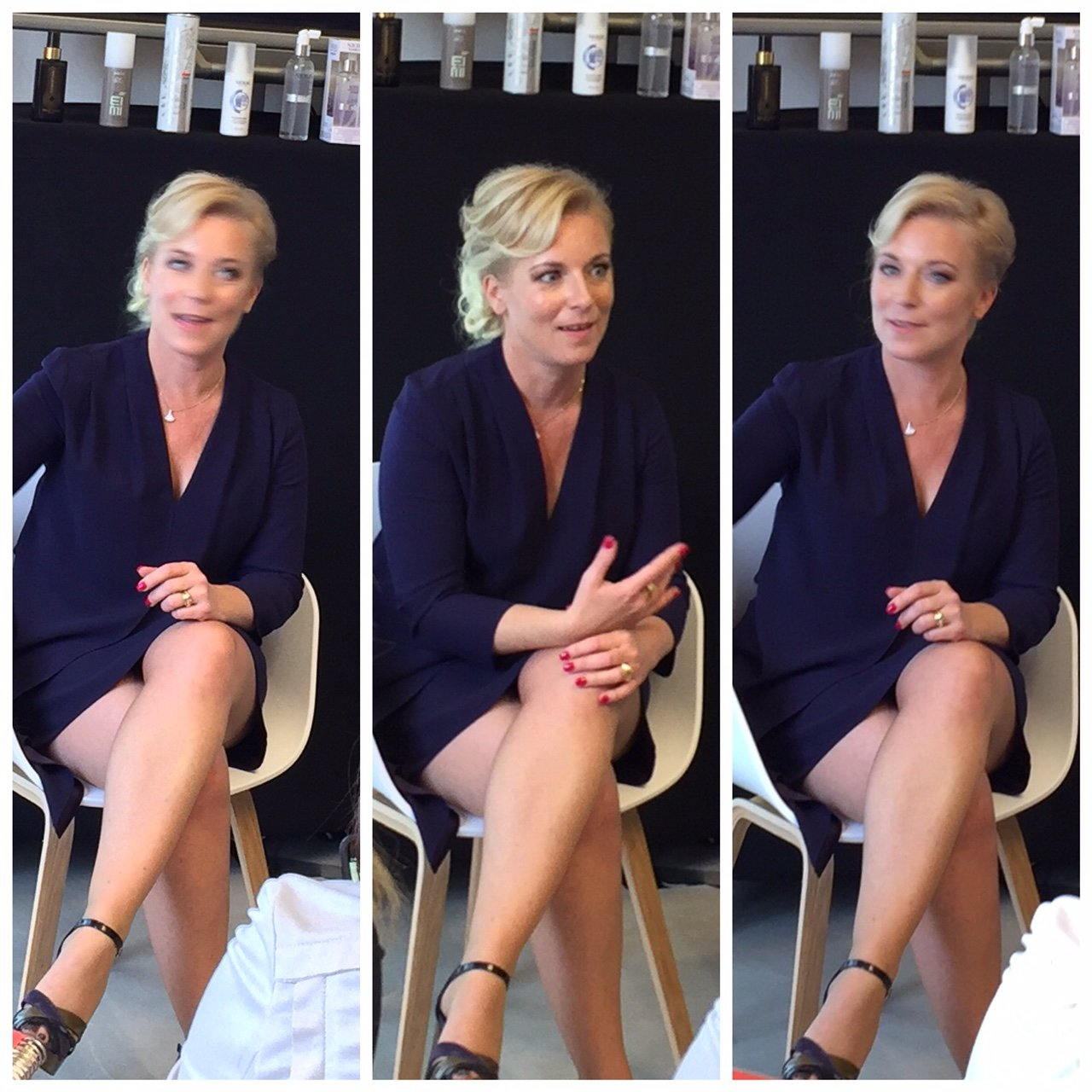 Sylvie Moreau, President of Coty Professional Beauty