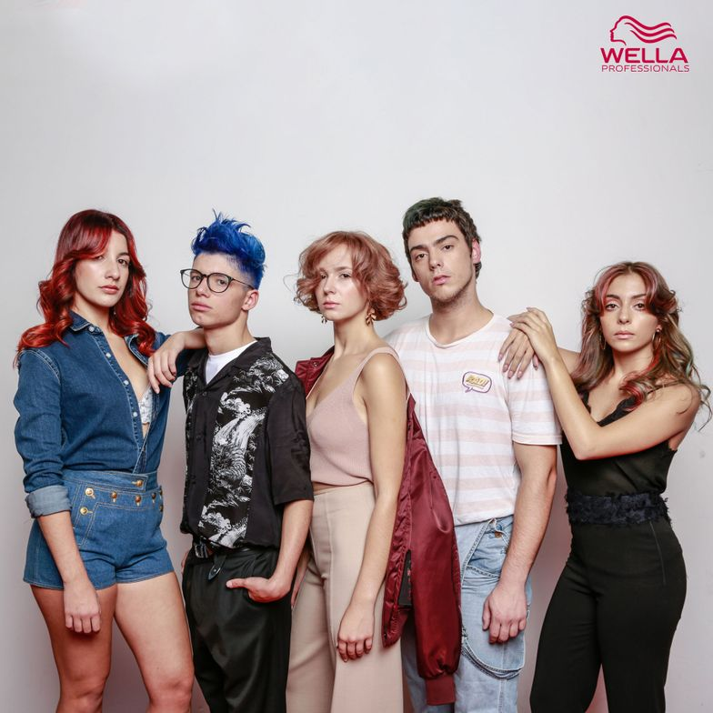 Team 7 models.