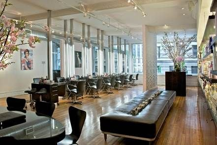 The Ted Gibson Salon, NYC