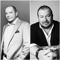 Left: LBP CEO Tev Finger. Right: Chief Marketing Officer and President of E-Commerce Dan Langer.
