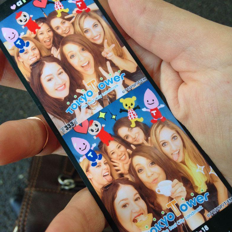 Photobooth fun with Pivot Point, Xenon, Penrose and Federico.