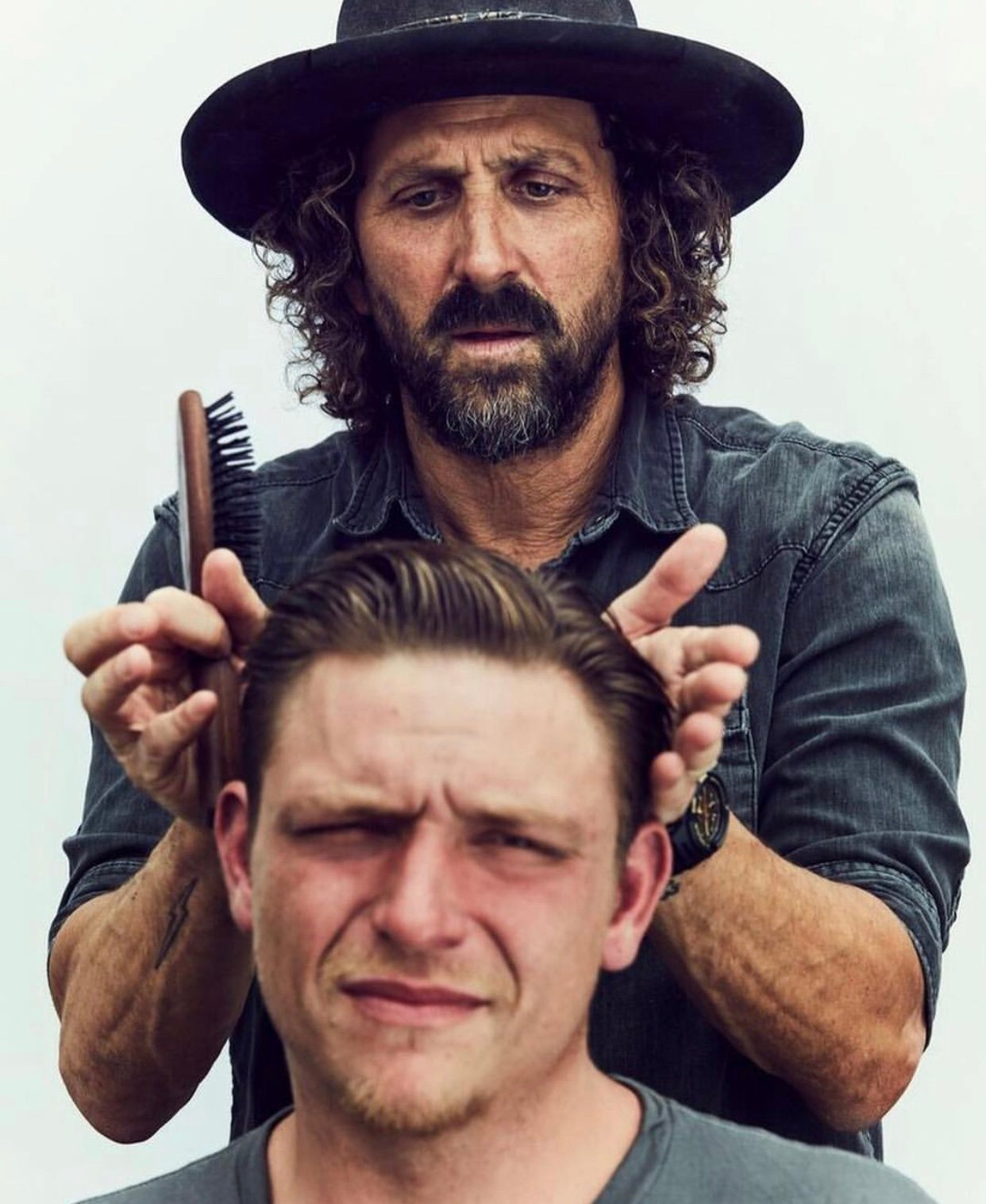 Life-Changing Haircuts: @themensgroomer Takes His Passion for Service and Style to the Streets