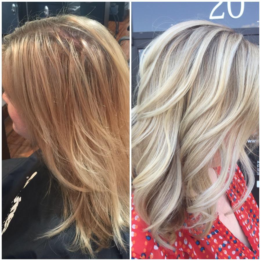 TRANSFORMATION: Cool Summer Blonde