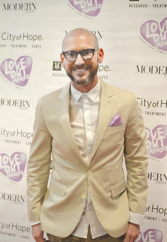 Todd Kane, founder of Love Out Lavender