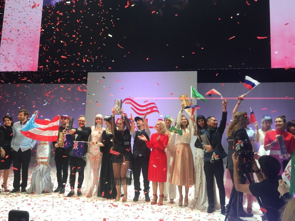 Winners of Wella Professionals International Trend Vision Awards Announced Live from London