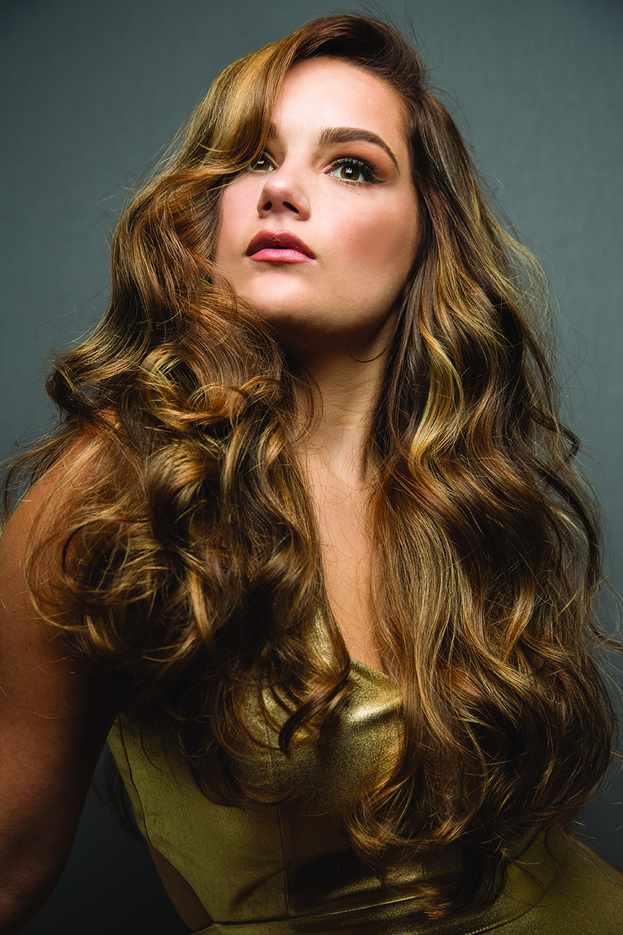 Color and style: Shannon Tully | Cut: Gray Armstrong | Photographer: Gray Armstrong Photography | Makeup: Karen Baladeras