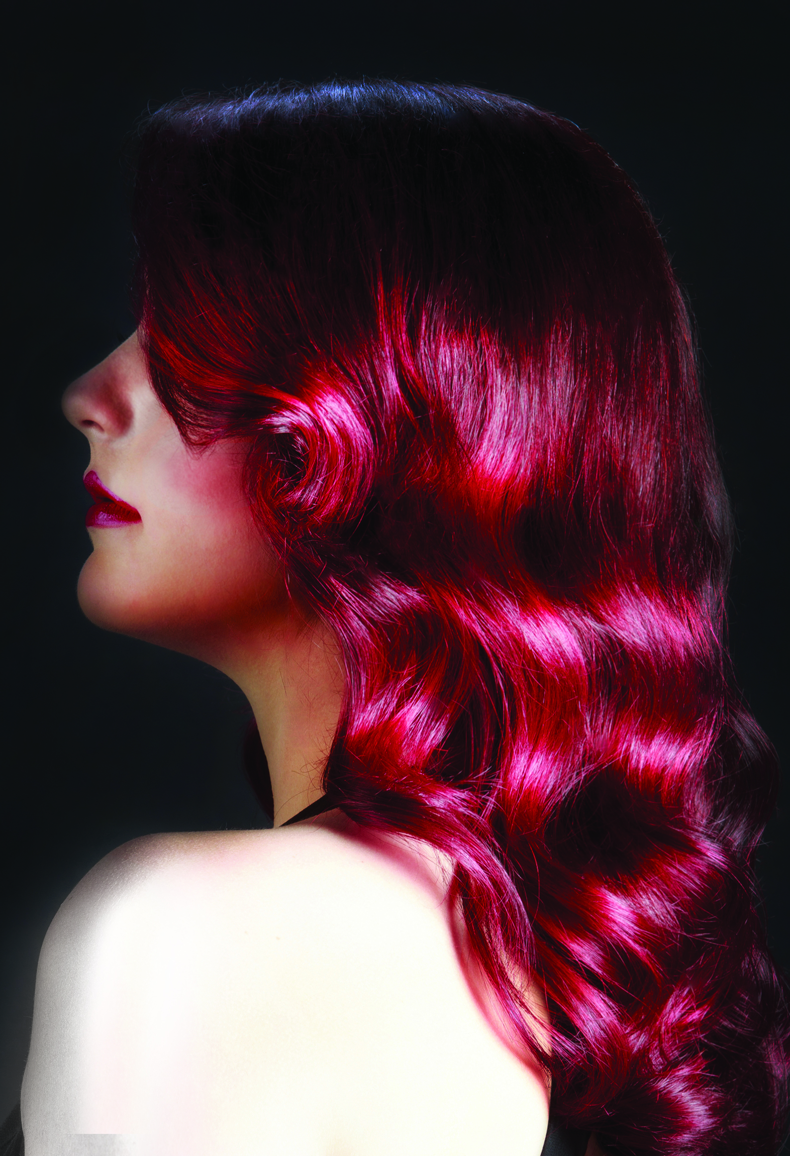 HOW-TO: Dimensional Red Using Tressa Color