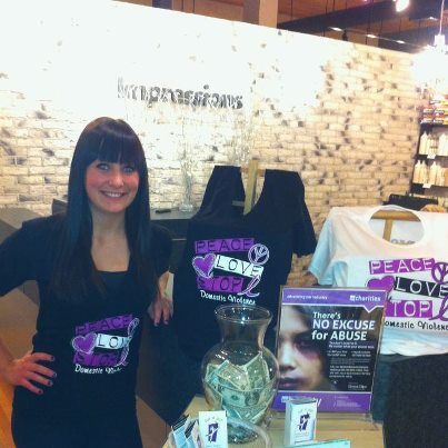 At Impressions in Mequon, staff designed and sold special Tshirts.