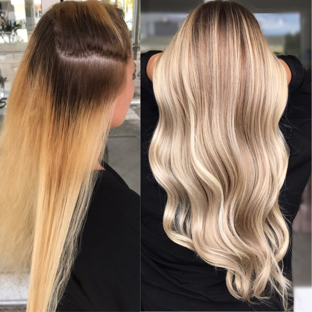 Color correction by Sue Tyrrell (@suetyrrellstylist)