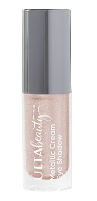 <strong>Ulta Beauty Metallic Cream Eye Shadow</strong>: Ulta's 2-in-1 creamy Metallic Cream Eye Shadows combine the benefits of an eye primer with a beautiful range of metallic eye shadow shades. These waterproof eye shadows won't crease or smudge and wear beautifully day or night.