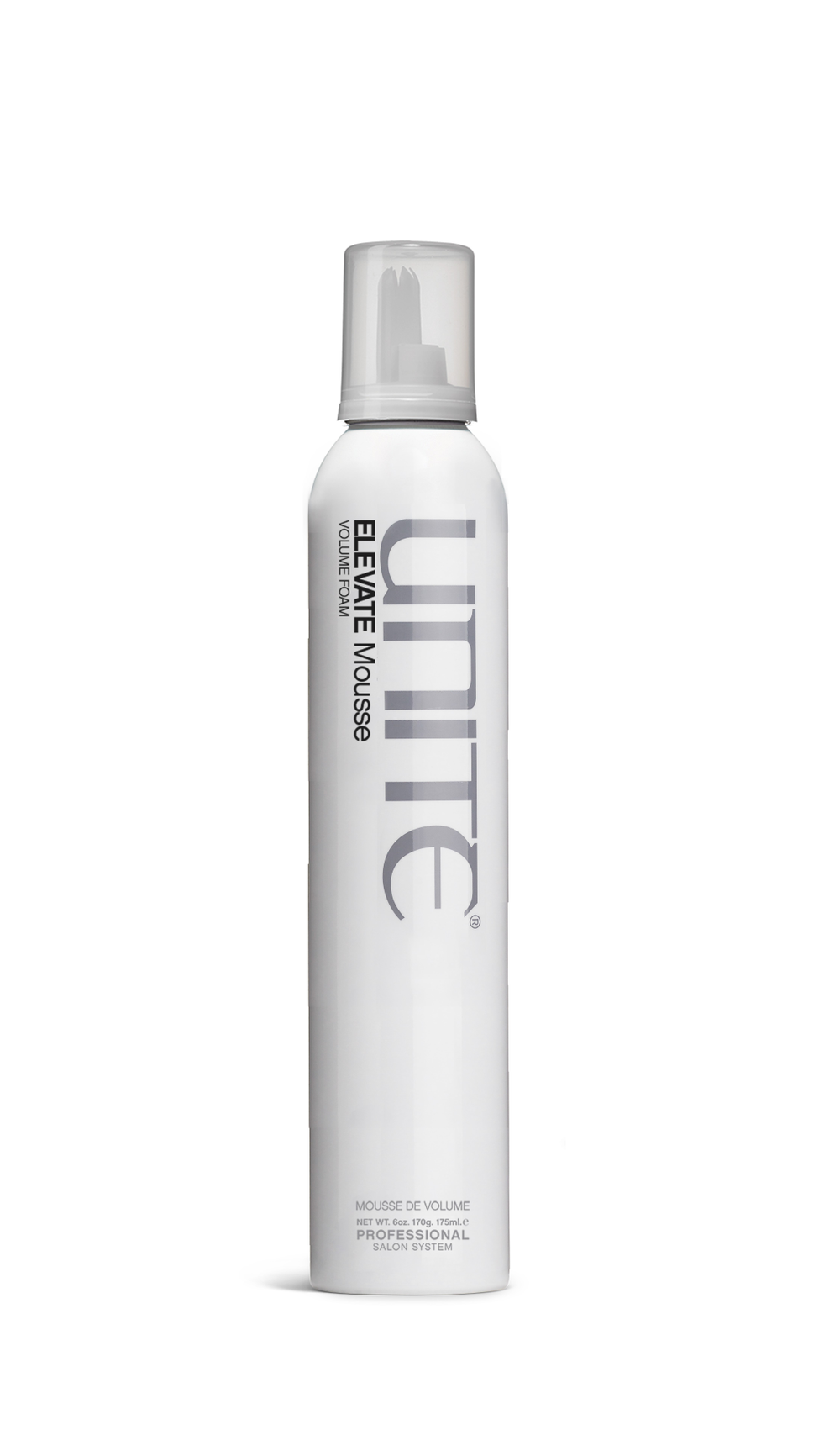 """<p>""""UniteElevate Mousse! Doesn't make you feel like you're using grandma's hair products—no crunchy, matte curls. Gives you flexibility with the style while still providing gorgeous shine!""""</p> <p>-@<a href=""""https://www.instagram.com/hairbyerinc/""""><strong>hairbyerinc</strong></a></p>"""