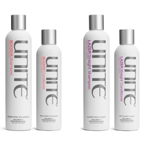 Unite Presents New Boosta and Lazer Straight Shampoos and Conditioners