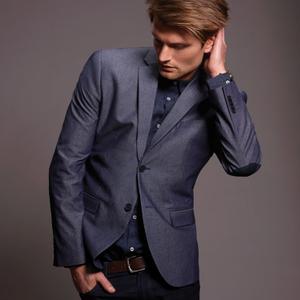 Men's Trend: Touchable Texture by V76's Vaugh Acord