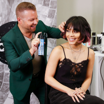 Vanessa Hudgens Receives Icon award for SoColor Cult Color, Launching This Summer
