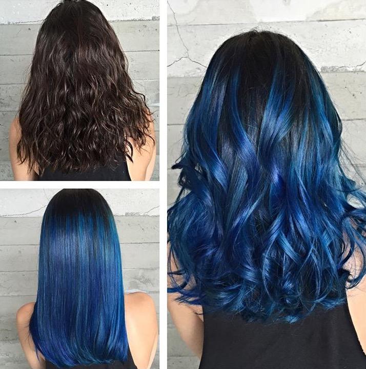 FORMULA: Blue Sombre