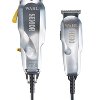 Wahl Professional's LIMITED EDITION Industrial Senior and Hero