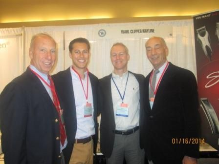 Udell and Wahl Review Sales, Celebrate Success