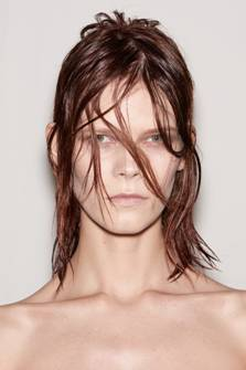 NYFW: Rock and Roll Beauty At Alxander Wang By Redken and essie