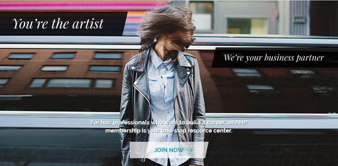 Associated Hair Professionals Announces New Education Series and Redesigned Website