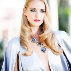 Cut, color and style: Sonya Dove, Wella global top stylist | Photographer: Nicolas Troncin |...