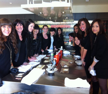 Wella's House of Color: Advanced Education at The Studio