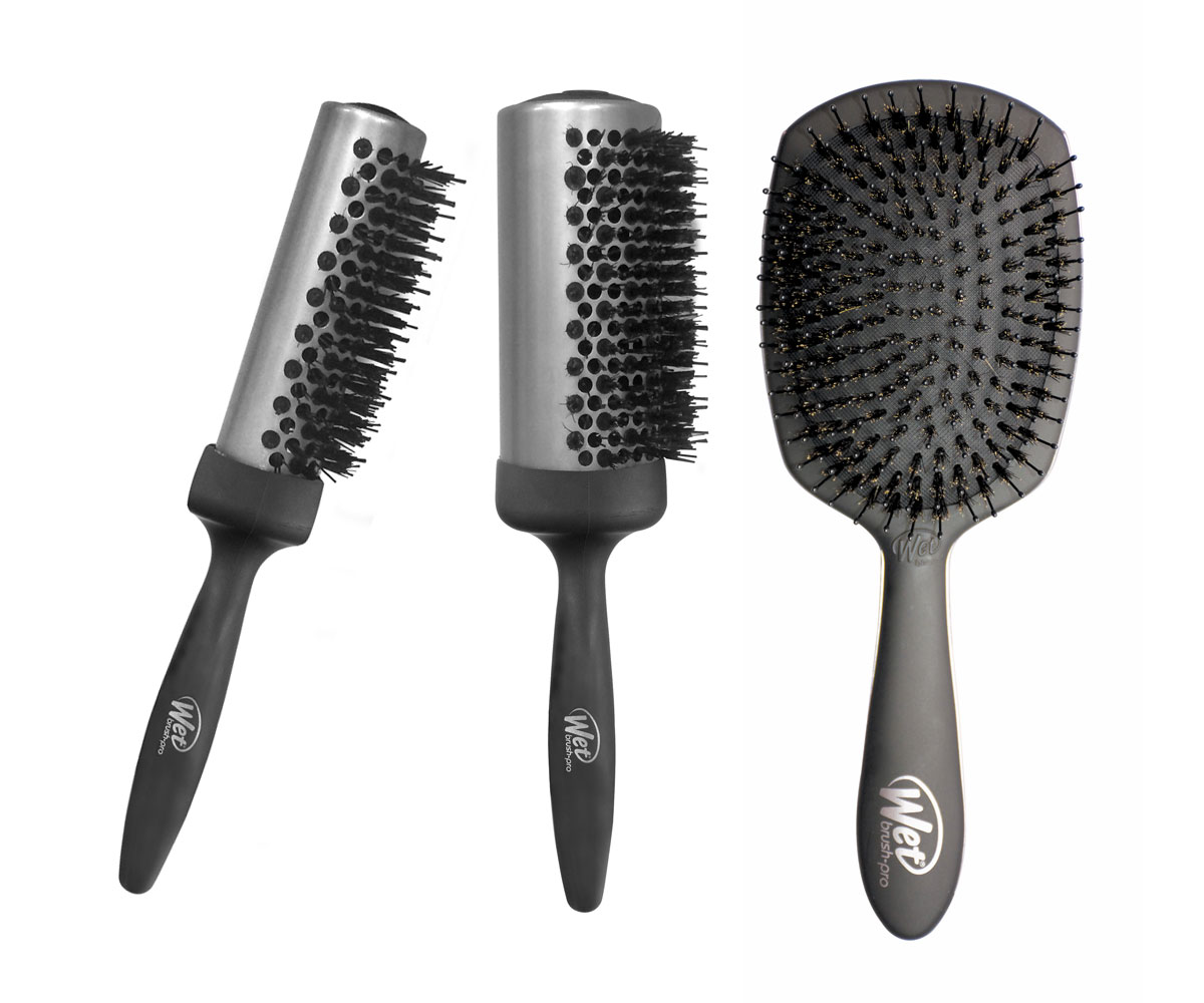 Wet Brush Presents Two New Brushes for Smooth, Shiny Blowouts