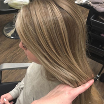 Whitney Parr, based in Denton, Texas, says she creates a LOT of blondes in her salon and while...