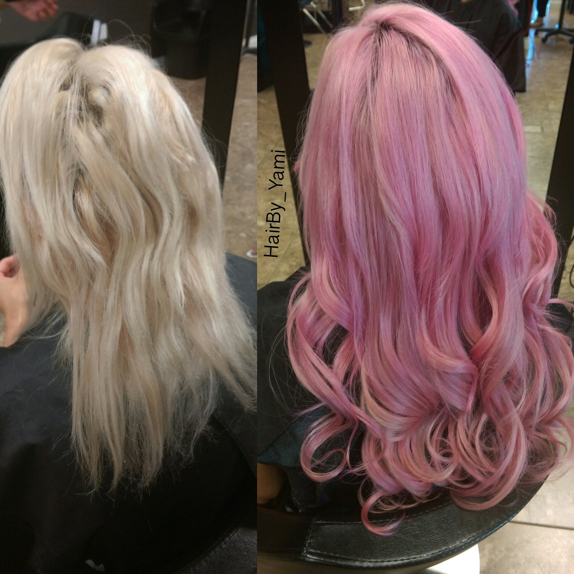 TRANSFORMATION: Color and Extensions To The Rescue