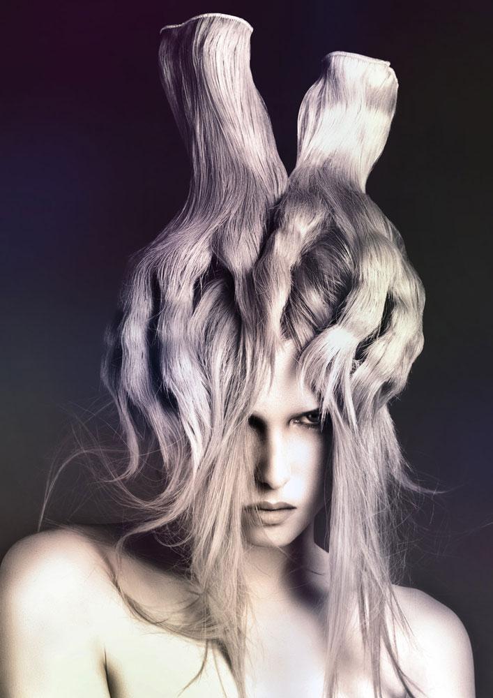 1:1.618 by 2014 AHFW Avant Garde Hairdresser of the Year Yoshi Su