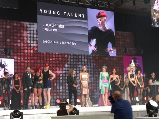 The Young Talent Winners have been announced!